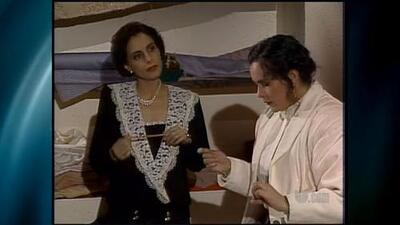 Diana y Delia Casanova lloraron cuando se despidieron