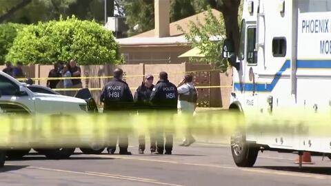 Termina a balazos un operativo contra el tráfico humano en Arizona