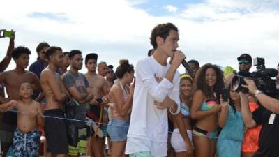 """Música, juegos y mucha diversión durante cierre de segunda edición de """"El Chapuzón de Univisión Puerto Rico"""""""