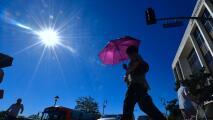 Prevén temperaturas extremas durante el verano y autoridades en Los Ángeles se alistan para ayudar a los más vulnerables
