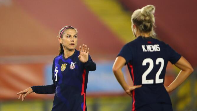 Primer acuerdo en demanda salarial entre USWNT y US Soccer