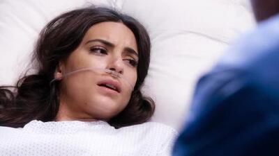 Alejandra despertó del coma frente a Ricardo