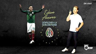 Draw my life de un futuro capitán: el camino de Edson Álvarez en el Tri