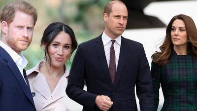 La salud mental, un problema que ha llevado a los duques de Sussex y Cambridge a lograr algo histórico en la realeza