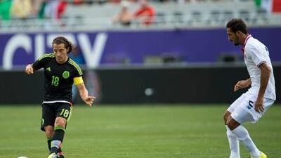 Cómo ver México vs. Costa Rica en vivo amistoso FIFA
