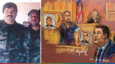 'El Chapo' le sonríe a su mejor amigo mientras este lo traiciona