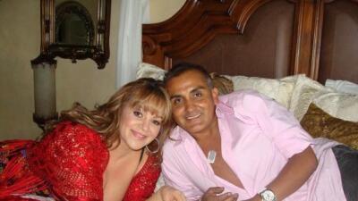 Arturo Rivera, el ángel y mejor amigo de Jenni