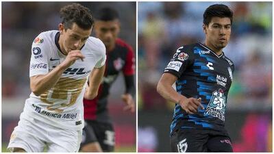 Pumas vs Pachuca: pronóstico de buen fútbol y tormenta