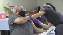 Primera jornada de vacunación masiva de hispanos en Georgia