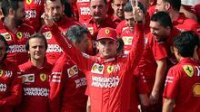 Charles Leclerc domina las carreras virtuales de F1