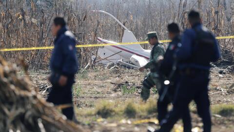 Descartan que hubiera explosivos en el helicóptero en que fallecieron la gobernadora de Puebla y su esposo