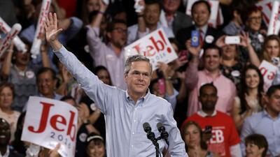 Bush rechaza postura de Trump en visita a McAllen