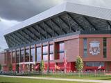 El Liverpool de la Premier League podrá ampliar la capacidad de Anfield