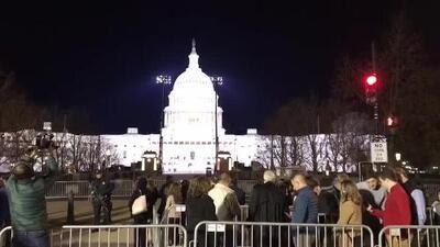 Washington se prepara para dar el último adiós al expresidente Bush en su catedral