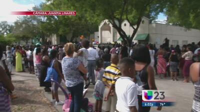 Policía de Miami investiga muerte con arma de fuego de niño de seis años