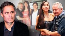 La distante relación de Gael García con la esposa de su papá y más revelaciones tras la muerte de José Ángel García