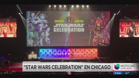 ¿Hacer Uber en el Halcón Milenario?: así avanza la 'Star Wars Celebration' en Chicago
