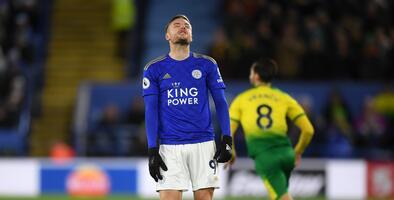 Leicester empata y el Liverpool se despega en la Liga Premier