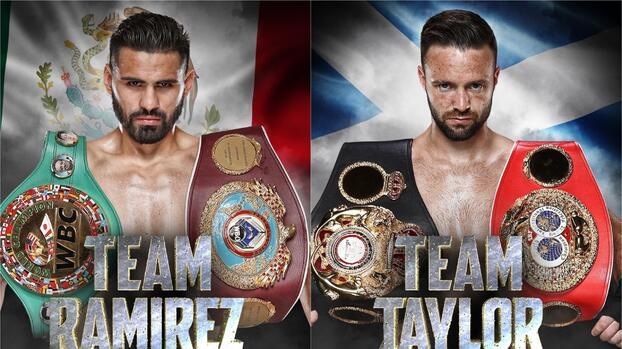 Ramírez vs. Taylor: La pelea del año de la que pocos hablan