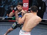 Combate Global: 'Pochito' Alday noquea a Marcos López en un round