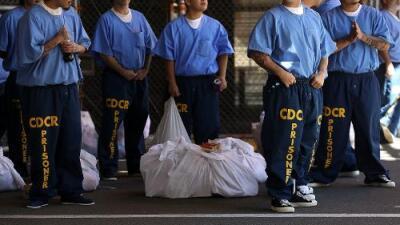 Un pandillero asesina a otro en el corredor de la muerte de California, donde rara vez ocurren ejecuciones