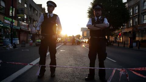 Aumentan la seguridad en Nueva York tras un atropellamiento a la salida de una mezquita en Londres