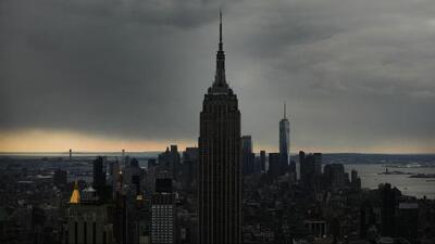 Alista el paraguas: se esperan algunas lluvias para este miércoles en Nueva York