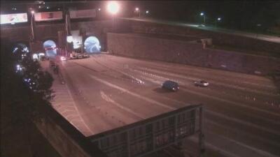 Reabren tubo central del Lincoln Tunnel tras accidente