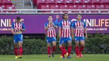 Resumen | Tapatío venció al campeón Tampico Madero con la mínima