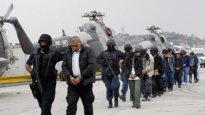 EEUU condena a 35 años de cárcel a capo de cártel del Golfo