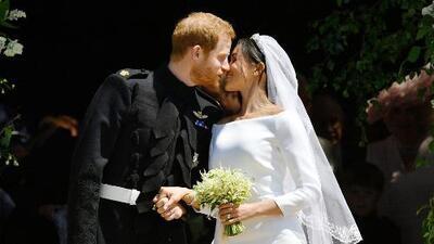 Boda del príncipe Harry y Meghan Markle: una ceremonia real que rompió tradiciones