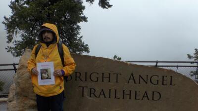La incansable búsqueda de su hija desaparecida en el Gran Cañón