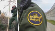 """""""Se pone al brinco"""": Video muestra la discusión entre un 'coyote' y agente de la Patrulla Fronteriza"""