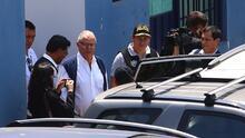 Tras su detención por el caso Odebrecht, Kuczynski dice que se trataría de una persecución política
