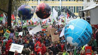 Si te importa el bienestar del planeta, estas son las 3 cosas que debes saber sobre la cumbre del clima en Bonn