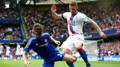 Chelsea 1-2 Crystal Palace: El Palace asalta Stamford Bridge y ahonda la crisis 'blue'