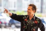 Matthew McConaughey se presentó como 'Ministro de Cultura' de Austin FC