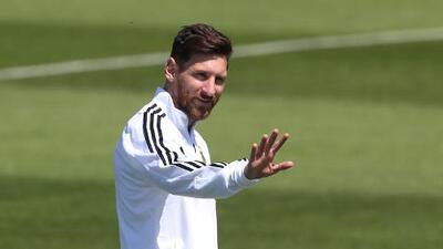 Lionel Messi va por 'su' Mundial, otra vez...