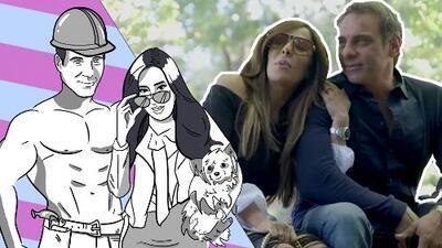 Adelanto Exclusivo: Gelena y Steve te muestran cómo es la vida después del matrimonio con su propia web serie
