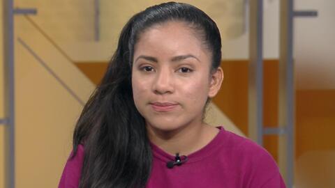 Sus opciones eran huir a EEUU o vivir en peligro de muerte en Honduras