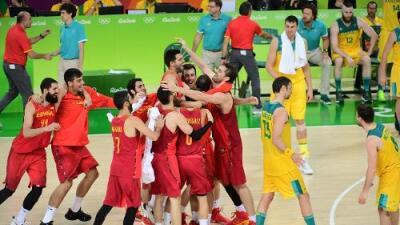 La España de Gasol pone el broche de oro con un bronce en Río venciendo a Australia