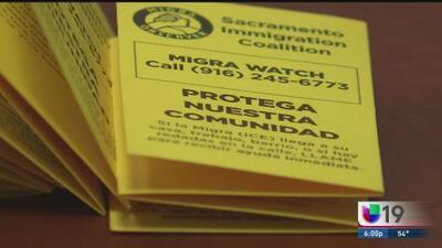 Organización documenta la actuación de agentes de ICE durante redadas