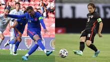 ¿A qué hora juegan Inglaterra vs. Croacia en la Euro 2020 y dónde verlo?