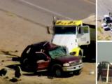 """""""Todos los sobrevivientes hablan español"""": lo que se sabe del accidente en el que murieron 13 personas en California"""