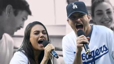 Imperdible: 'La vaca Lola' en las voces de Ashton Kutcher y su esposa Mila Kunis (en español)