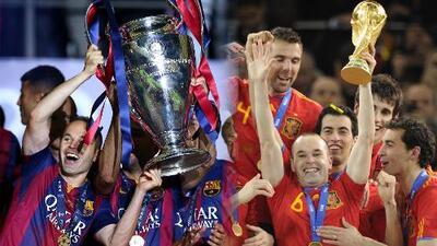 Fin de una era en el FC Barcelona: la gloria de Iniesta se apagará para siempre