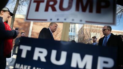New Hampshire: Cuando Fox dio ganador prematuramente a Trump