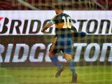 Carlos Tévez celebra gol con Boca Juniors en honor a Diego Maradona