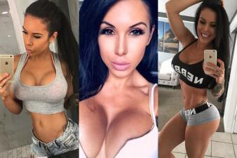 Savanna Rehm, la atleta disciplinada que conquistó las miradas del mundo de Playboy