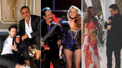 Artistas de otros géneros que han colaborado con bandas y cantantes del regional mexicano